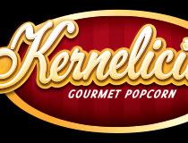 Gourmet Popcorn Logo